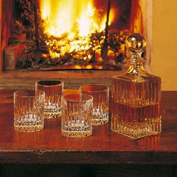 12 szklanek o niskiej zawartości whisky lub wody ze szklanki w ekologicznym krysztale - Voglia