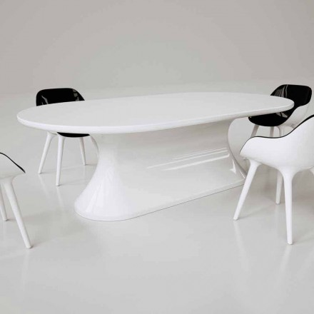 Stół do jadalni Design-Confortable, Made in Italy