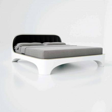Nowoczesne 2 osobowe łóżko Luxury Design-Elegance