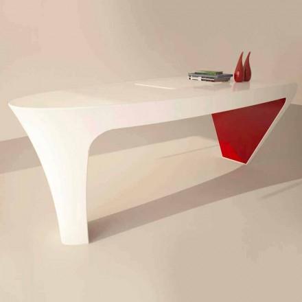 Biurko design do biura Ashe, wykonanewe Włoszech
