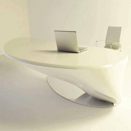 Nowoczesne biurko do biura, włoski design-Atkinson