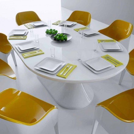 Stoł do jadalni design Lunch Table made in Italy