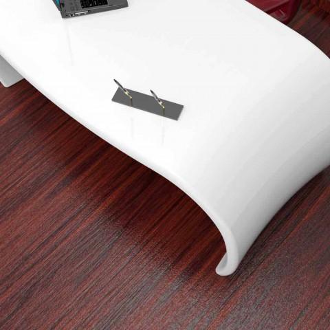 Biuro projektowe biurko Ola Made in Italy