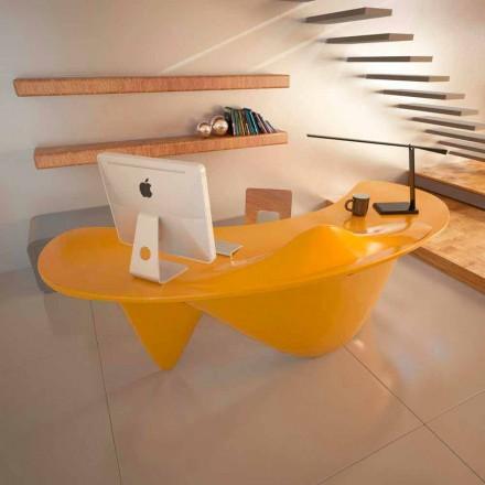 Nowoczesne biuro wykonane ręcznie we Włoszech Sinuous