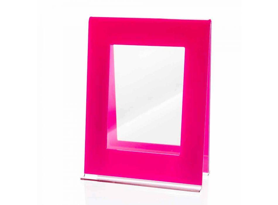 2 Ramka na zdjęcia na stół w kolorze włoskiego pleksi - Tarino