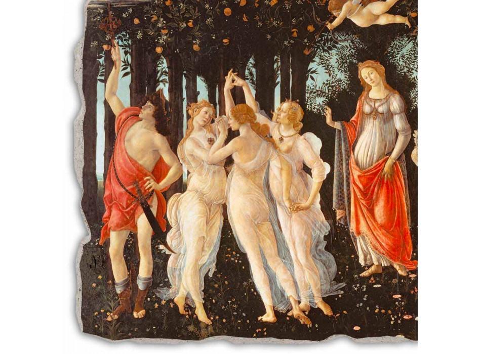 """Fresco ręcznie Botticelli """"Alegoria wiosny"""""""