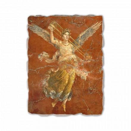 """Freski wykonane ręcznie we włoszech Arte Romana """"Ciclo delle Muse"""""""