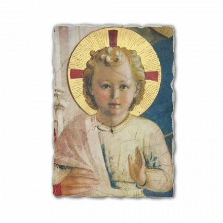 """Freski ręcznie wykonane Beato Angelico """" Madonna Ombre"""""""