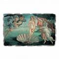 """Botticelli """"Narodziny Wenus"""" freski wykonane ręcznie"""