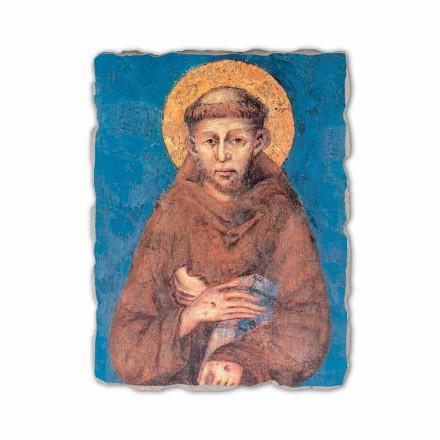 """Freski Cimabue """"San Francisko"""" XIII wiek"""