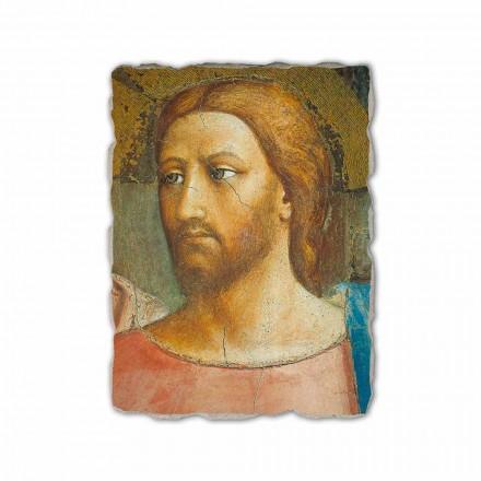 """Freski Masaccio """"Grosz Czynszowy"""" wykonane ręcznie"""