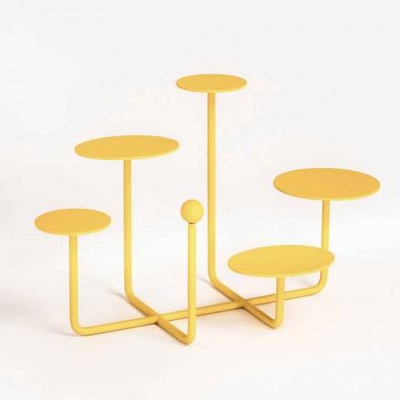Zaprojektuj stojak na słodycze z malowanej stali Made in Italy - Pennellope