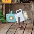 Lampa ścienna vintage ceramiczna Julia by Ferroluce