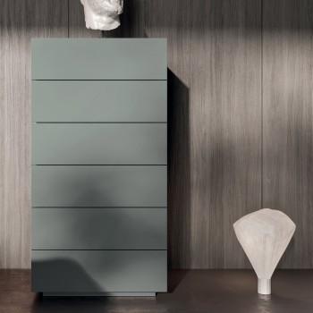 Luksusowe Made in Italy 5-elementowe meble do sypialni - Cristina