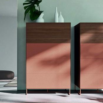 Meble do sypialni 5 elementów Made in Italy Luxury - Zakynthos