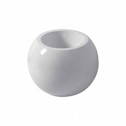 Bidet sferyczny w kolorze ceramiki Fanna