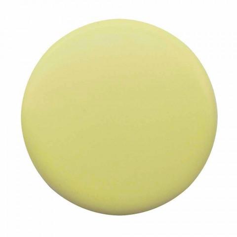 Bidet podłogowy o nowoczesnym designie z kolorowej ceramiki Made in Italy - Lauretta