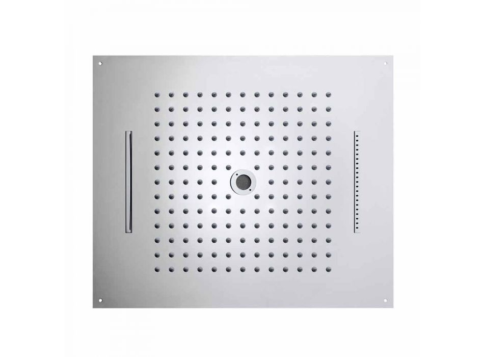 Bossini Sen głowica prysznicowa nowoczesna i oryginalna cztery-funkcyjny