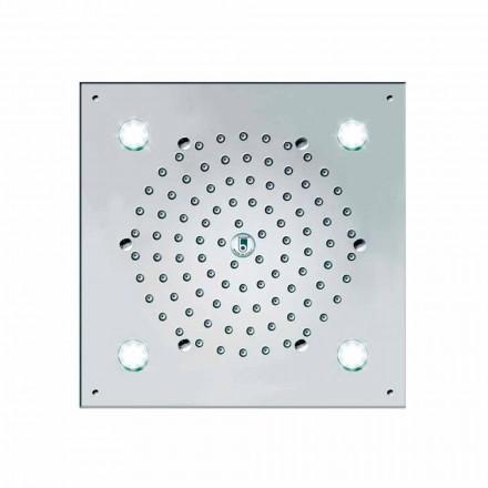 Deszczownica Bossini 4 światła Led Cube-Light