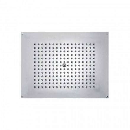 Bossini Deszczownica łazienkowa cieńka 470x370 mm