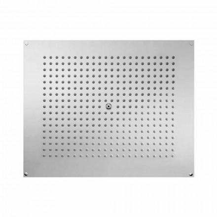 Deszczownica łazienkowa cieńka 570x470 mm od Bossini