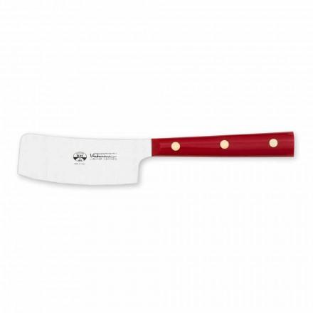 Nóż do sera miękkiego ze stali nierdzewnej, Berti Exclusive for Viadurini - Ailano