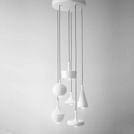 Kompozycja Lampy wiszące - Lustrini Aldo Bernardi