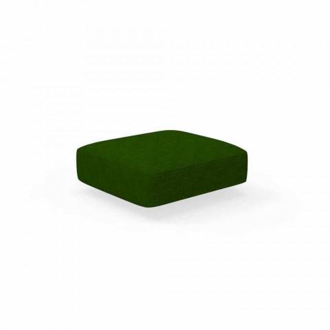 Cliff Talenti nowoczesna kompozycja mebli ogrodowych, projekt Palomba