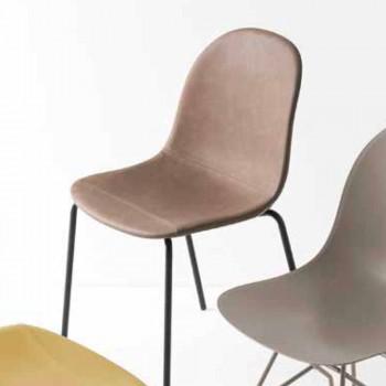 Connubia Akademia Calligaris krzesło rocznika włoski design, 2 szt