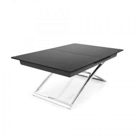 Connubia Calligaris Magic-J z tabeli tabeli szkła L115 / 150 cm