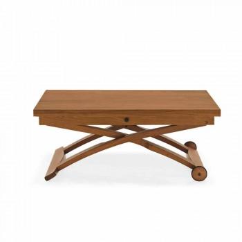 Connubia Calligaris Mascot regulowanej wysokości stołu drewniane