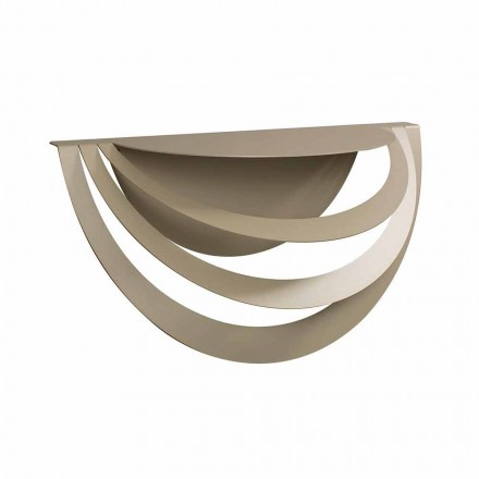 Zawieszona konsola z żelaza dla nowoczesnego designu Made in Italy - Olfeo