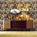 Szafka rtv wykonana z drewna Grilli York, wyprodukowany we Włoszech