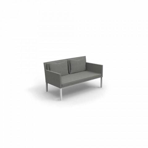 2 osobowa kanapa w ogrodzie modelu krok po Talentów