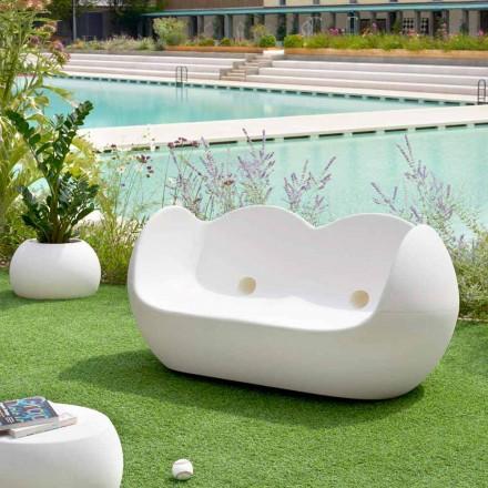 Kanapa do ogrodu Slide Blossy nowoczesny design mare in Italy