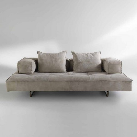 Sofa modułowa skórzana design model Cardo