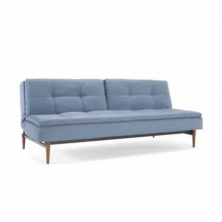 Sofa rozkładana regulowana w 3 pozycjach, Dublexo od Innovation