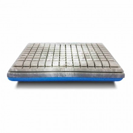 Poduszka Memory Xform i Memory AirSense o wysokości 12 cm Made in Italy - pulower