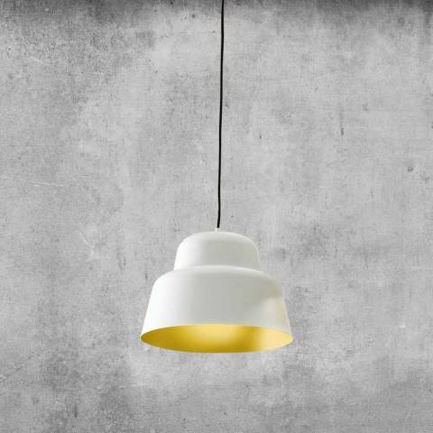 Designerska lampa wisząca z aluminium - Kapadocja Aldo Bernardi