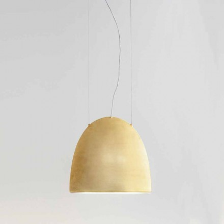 Lampa wisząca o nowoczesnym designie w ceramice - Sfogio Aldo Bernardi
