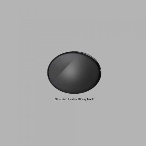 Lampa wisząca du Design in Ceramics - L6 Glitter Aldo Bernardi