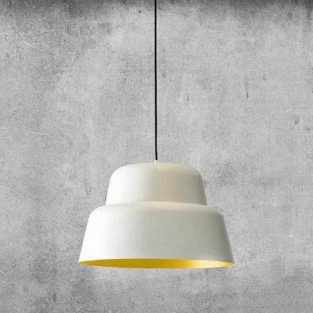 Nowoczesna aluminiowa lampa wisząca - Kapadocja Aldo Bernardi