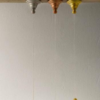 Ceramiczna lampa wisząca Made in Italy Design - Fate Aldo Bernardi