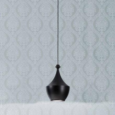 Lampa wisząca z ceramiki I Lustri 3 Aldo Bernardi