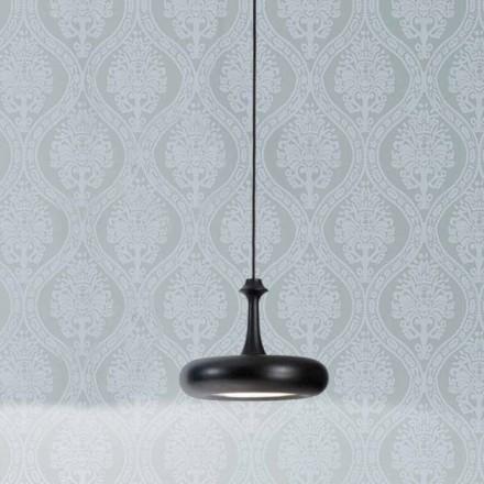 Lampa wisząca z ceramiki I Lustri 4 od Aldo Bernardi