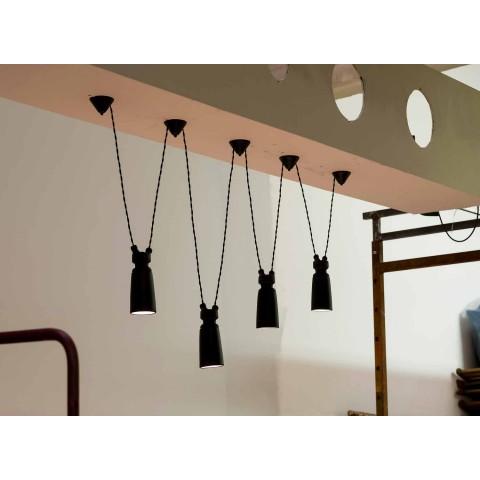 Ceramiczna lampa wisząca do kompozycji Battersea - Toscot
