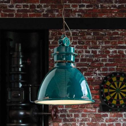 Lampa wisząca design Katie wykonana ręcznie