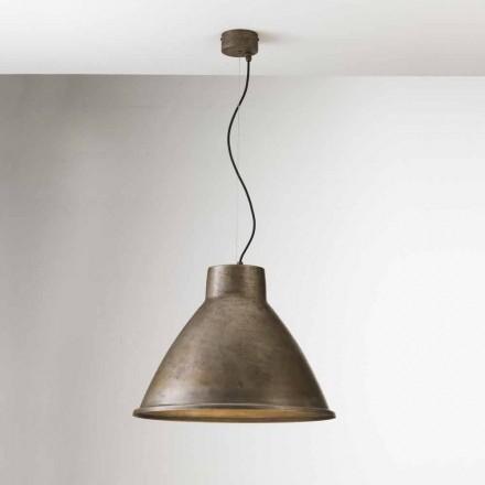 Lampa wisząca w stylu vintage Loft duża Il Fanale