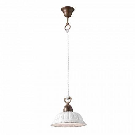Lampa wisząca liberty Ø22 Anita by Il Fanale