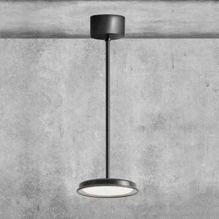 Nowoczesna metalowa lampa wisząca Made in Italy - Mymoons Aldo Bernardi